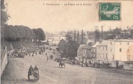 50 - COUTANCES - La Place De La Croute - Coutances