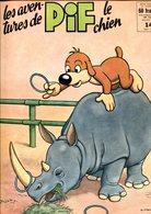 Les Aventures De Pif Le Chien N°14 D'avril 1959 - Pif - Autres