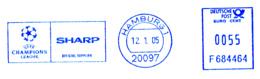 Freistempel 5254 Sharp Championgs League - [7] Federal Republic