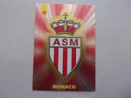 Carte FOOT CARDS 98 MONACO PANINI N°174 ASM - Autres Jeux De Cartes