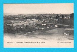 CPA AUVELAIS : Panorama D'Auvelais - Vue Prise De La Sarthe - Imp. Industrielle Auvelais - TTBE - Sambreville