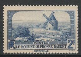 FRANCE 1936 YT N° 311 ** - Nuevos