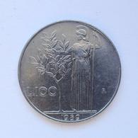 100 Lire Münze Aus Italien Von 1959 (sehr Schön) - 1946-…: Republik