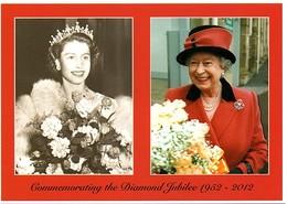 Commemorating The Diamond Junilee 1952-2012 - Familles Royales
