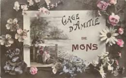 Belgique - Fantaisie - Gage D'Amitié De Mons - Mons