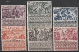 """Année 1946 - P.A. - Séries """"Du Tchad Au Rhin"""" - 15 Pays - 82 Valeurs (qlques Manquants) Voir Détails Dans Description - 1946 Tchad Au Rhin"""