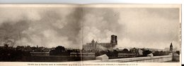 REIMS Dans Sa Deuxiéme Année De Bombardement 1914 . 15 .16 - Reims