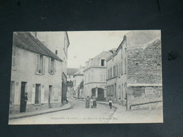 GARGENVILLE    / 1900 /    VUE  RUE ANIMEE  ...   / CIRC /  EDITION - Gargenville