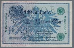 P 34 Ro 34 DEU-67. 100 Mark 1908 UNC ! - 100 Mark