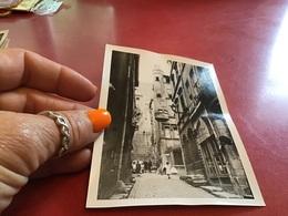 Photo Noir Et Blanc à Bord Blanc Vieux Lyon Rue 1966 - Lieux