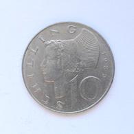 10 Schilling Münze Aus Österreich Von 1985 (schön) - Oesterreich