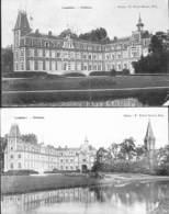 Château De Lombise - Lot 2 Cartes - Lens