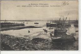 La Bretagne Pittoresque Port- Louis A Maree Basse Les Sardiniers - Port Louis