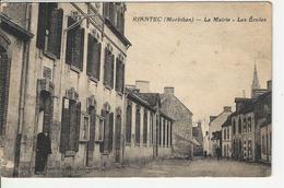 Riantec La Mairie Les Ecoles - France
