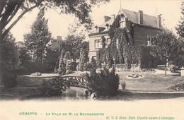 Genappe - La Villa De M; Le Bourguemestre - état Voir Scan. - Genappe