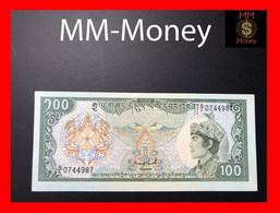 BHUTAN 100 NGULTRUM 1986 P. 18 A AU - Bhutan
