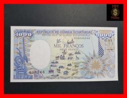 EQUATORIAL GUINEA 1.000 FRANCOS 1.1.1985 P. 21 UNC - Equatoriaal-Guinea