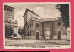 Vercelli - Viaggiata - Vercelli