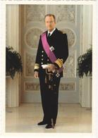 King Albert II Belgium  ( Rd 131 - Familles Royales