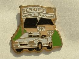 PIN'S RENAULT - VENTE AU PERSONNEL - Renault