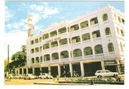 Kenya - Kenia - Mombasa - Castle Hotel - Moi Avenue - Cars - Autos - Kenia