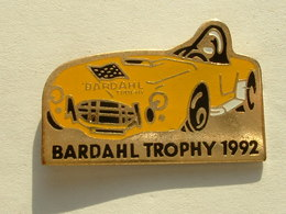 PIN'S AUTOMOBILE  - BARDAHL TROPHY 1992 - Rallye