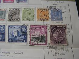 Cyprus, Zypern Old Coll. Part - Zypern (Republik)