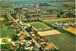 Postcard Stadium Hanigsen Germany Small Soccer Field Campo Sportivo Stadion Stadio Estadio Stade Sports Football - Fussball