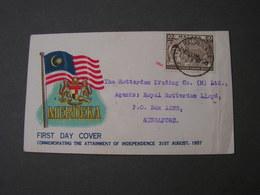 Malaya FDC ? - Malaysia (1964-...)