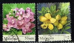 Malaysia 2011, Michel# 1669, 1675 C O - Malaysia (1964-...)