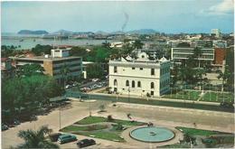 W4017 Ciudad De Panama - Edificios De La Cia / Non Viaggiata - Panama