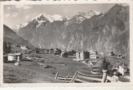 Suisse : V S Valais : GRACHEN: ( Le Village ) - C.p.s.m. - Photo Vérit. - - VS Valais