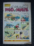 Les Belles Histoires De Nano Et Nanette Bi-Mensuel N°12/ Editions Mireille, 1956 - Livres, BD, Revues