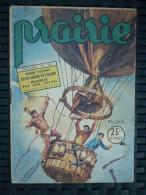Prairie Mensuel N°18: Gang Volant-Steve Adams Un Courd.../ Mont-Louis, 1953 - Books, Magazines, Comics