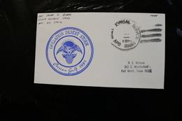 Operation Desert Storm Persian Gulf 1991 Cancel Army Postal Service  1991 WYSIWYG  A04s - Militaria