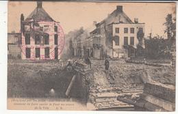 Belgique - ANV - Lierre - Guerre 1914 - Défense Par Les Anglais - Pont Sauté - Lier