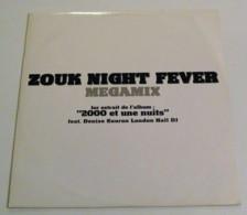 Maxi 33T ZOUK NIGHT FEVER : Megamix - Soul - R&B