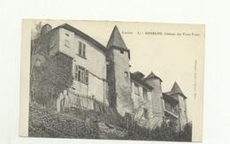 CPA // Uzerche - Chateau Des Trois Tours - Uzerche