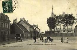 10 ROMILLY SUR SEINE / Rue Du Calvaire / A 504 - Romilly-sur-Seine