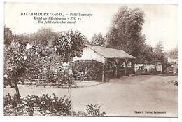 PETIT SAUSSAYE - BALLANCOURT - Hôtel De L'Espérance - Un Petit Coin Charmant - Ballancourt Sur Essonne