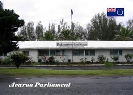 Cook Islands Rarotonga Avarua Parliament New Postcard - Cook-Inseln