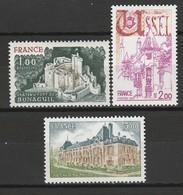 FRANCE 1976 YT N° 1871 à 1873 ** - Nuevos