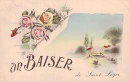 Un Baiser De Saint Léger - Saint-Léger