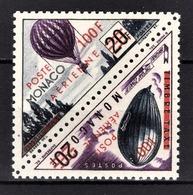 MONACO 1956  N° 61 Et 62  - NEUFS** /1 - Posta Aerea