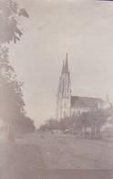Foto Werschetz - Serbien - Römisch-katholische Kirche - 1915 - 9*5,5cm  (42683) - Orte