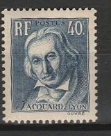 FRANCE 1934 YT N° 295 ** - France