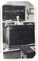 """THERESE DANS SA CLASSE""   SAMEDI 23 JUILLET 1932 - Métiers"