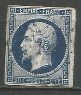 FRANCE - Oblitération Petits Chiffres LP 1167 ECURE Puis ONZAIN (Loir & Cher) - Marcophilie (Timbres Détachés)