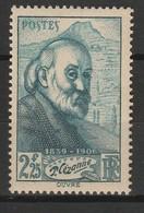FRANCE 1939 YT N° 421 ** - Unused Stamps