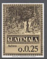 GUATEMALA - 1984- COFFER Q 0.25 HIGH VALUE  MINT NEVER HINGED,SG CAT £130 - Guatemala